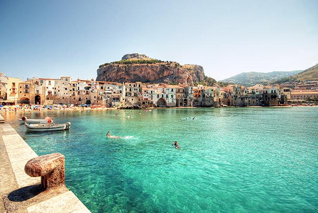 Sicilia - Lugares para luna de miel