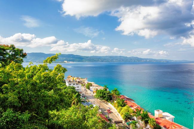 Viaje de novios en Jamaica