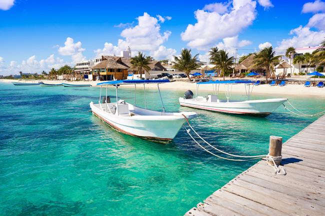 Viaje de novios en la Riviera Maya