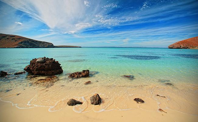 Balandra - Playas económicas en México