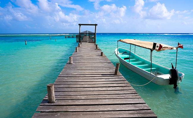 Mahahual - Playas económicas en México