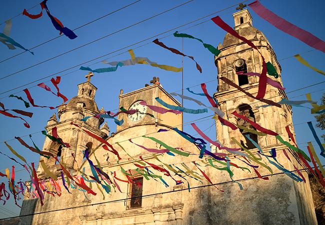 Tepoztlán - Pueblos mágicos de México