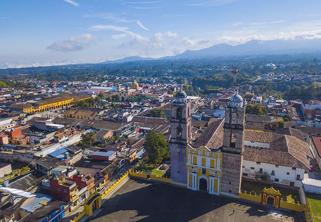 Tlatlauquitepec - Pueblos mágicos de México