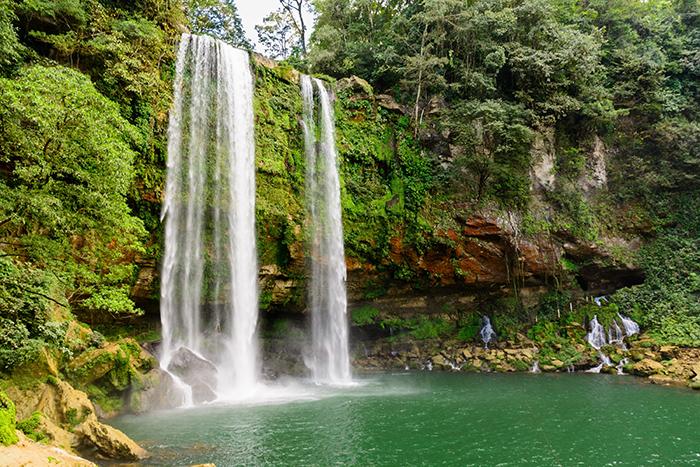Cascada Misol_Ha, Chiapas.