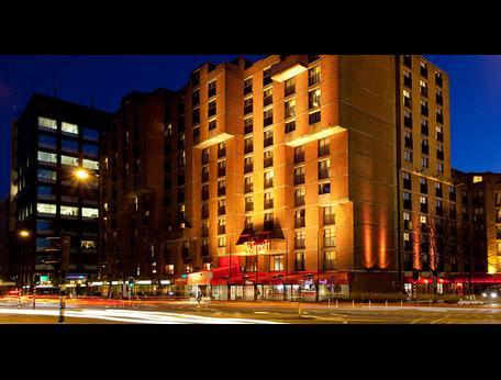 Amsterdam marriott hotel hoteles en msterdam a partir de for Hoteles en el centro de amsterdam